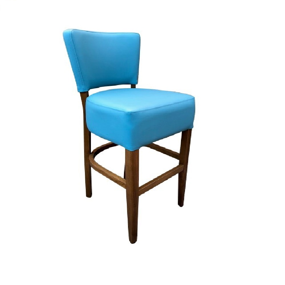 1971 HIGH STOOL LAGOON BLUE
