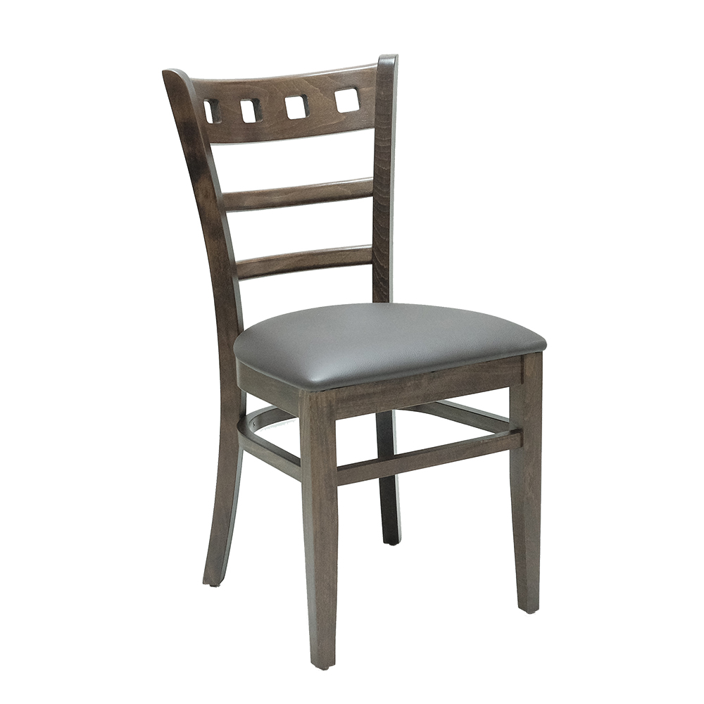 RESTAURANT LEATHER CHAIRS - MODEL 2221