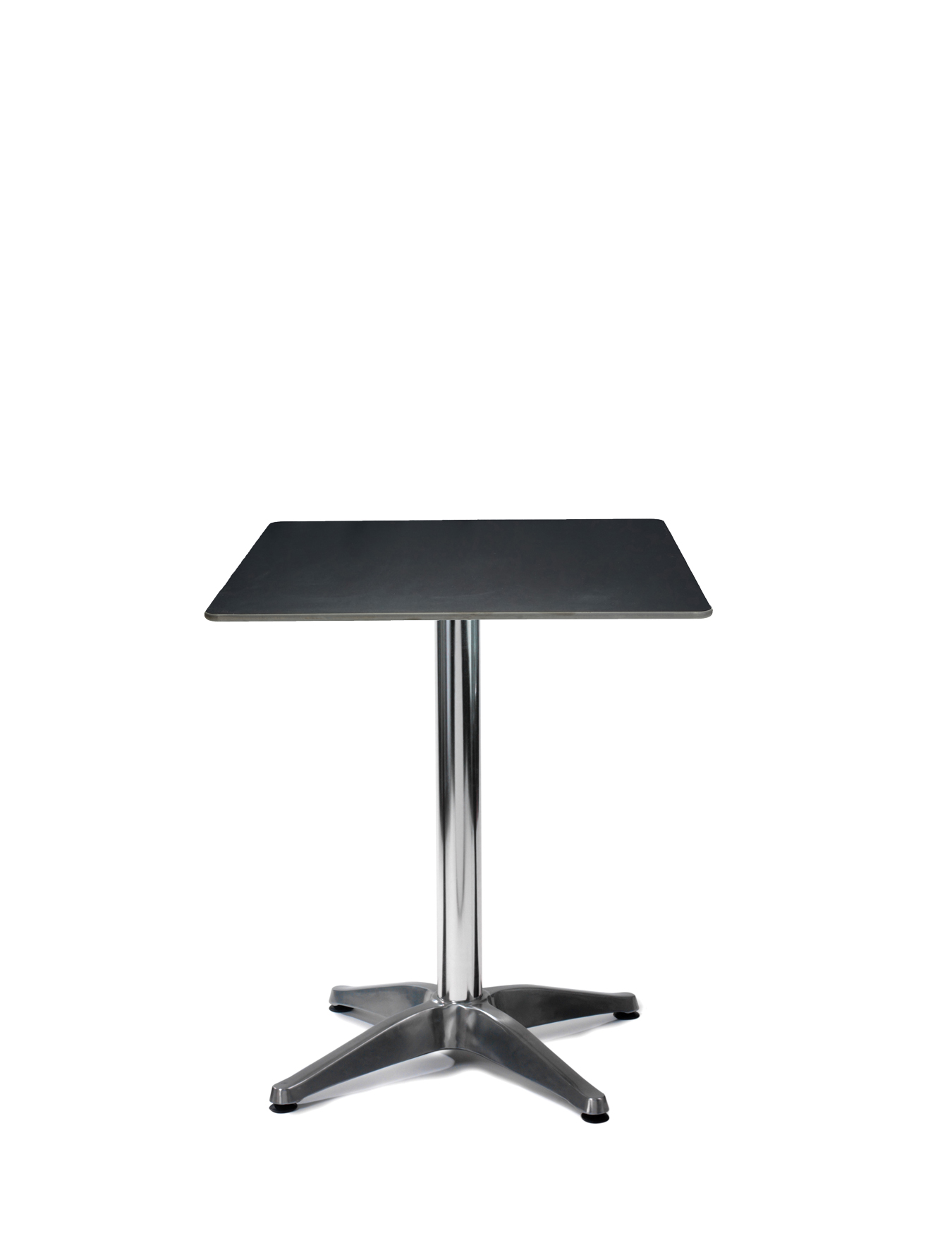 INDOOR TABLE & BASE 600X600 BLACK MARBLE EFFECT TABLE&BASE 2324