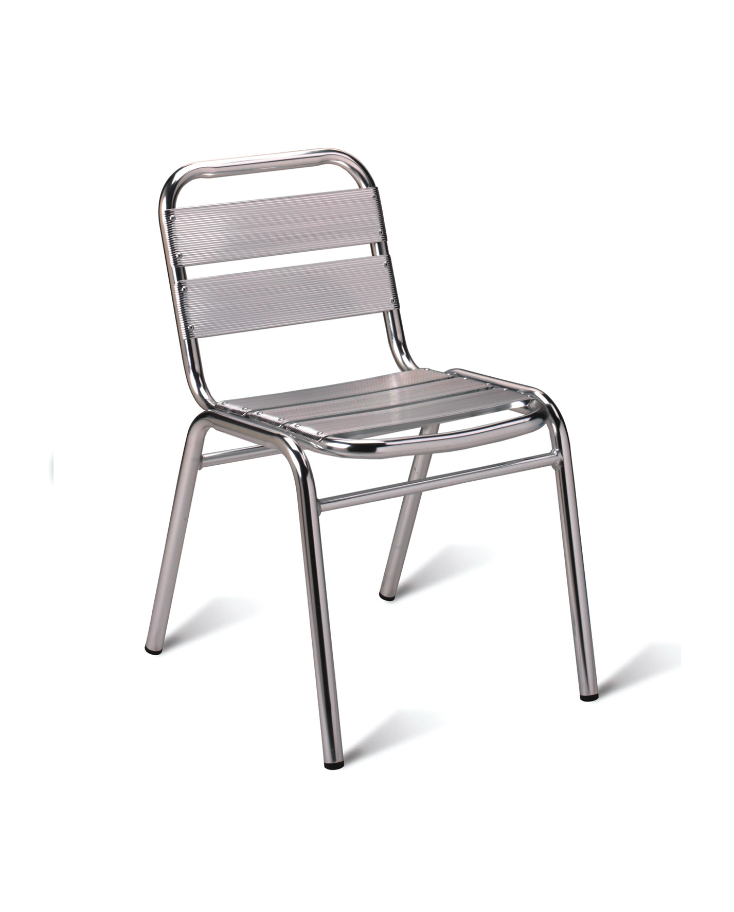 1894 ALUMINIUM SIDE CHAIR