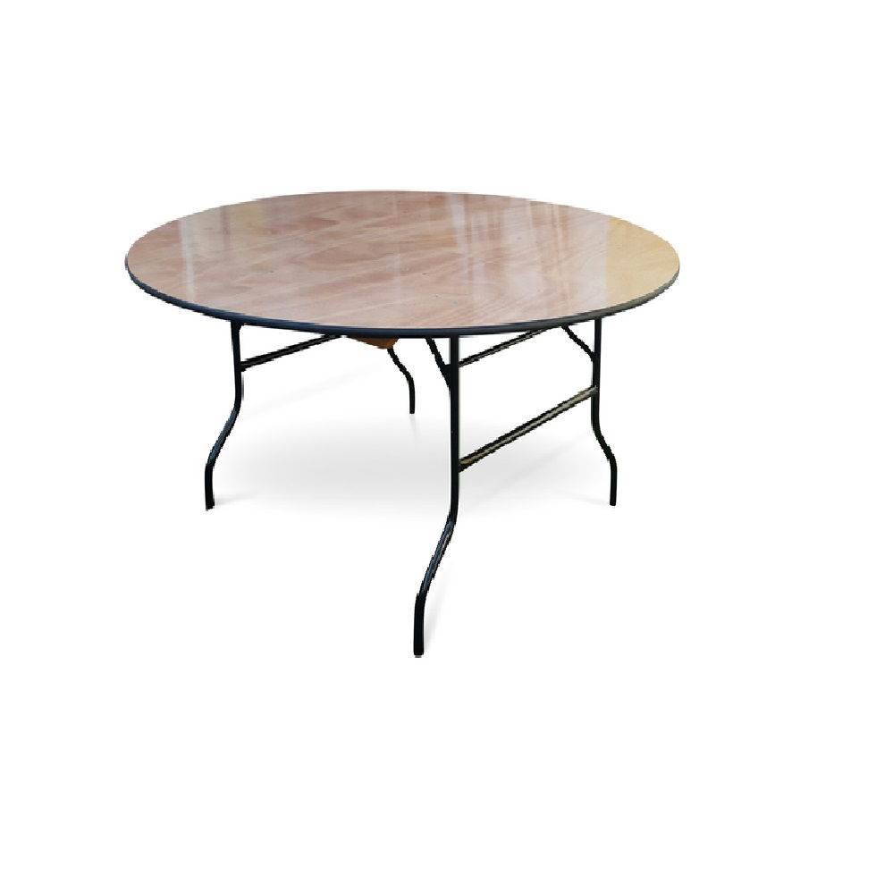 BANQUETING CHAIRS & TABLES - ROUND BANQUETING TABLE