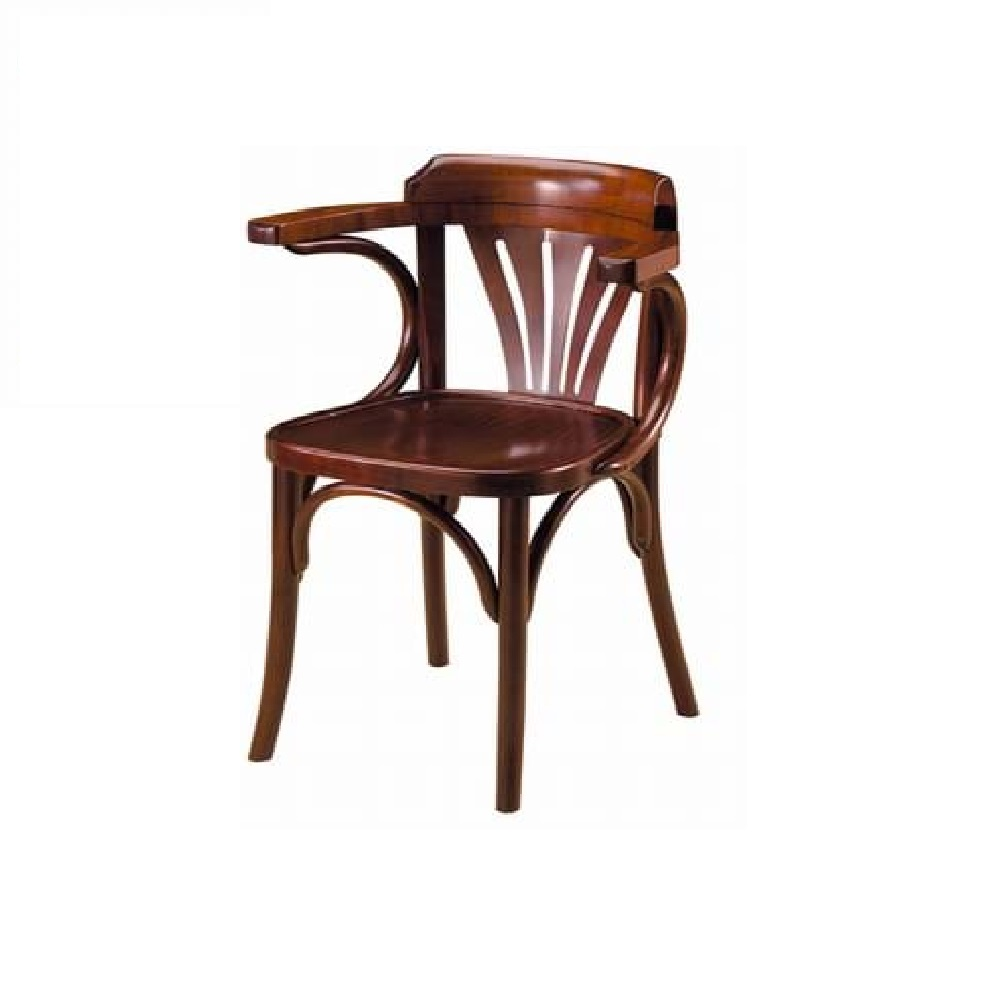 PUB FURNITURE FANBACK ARM CHAIR