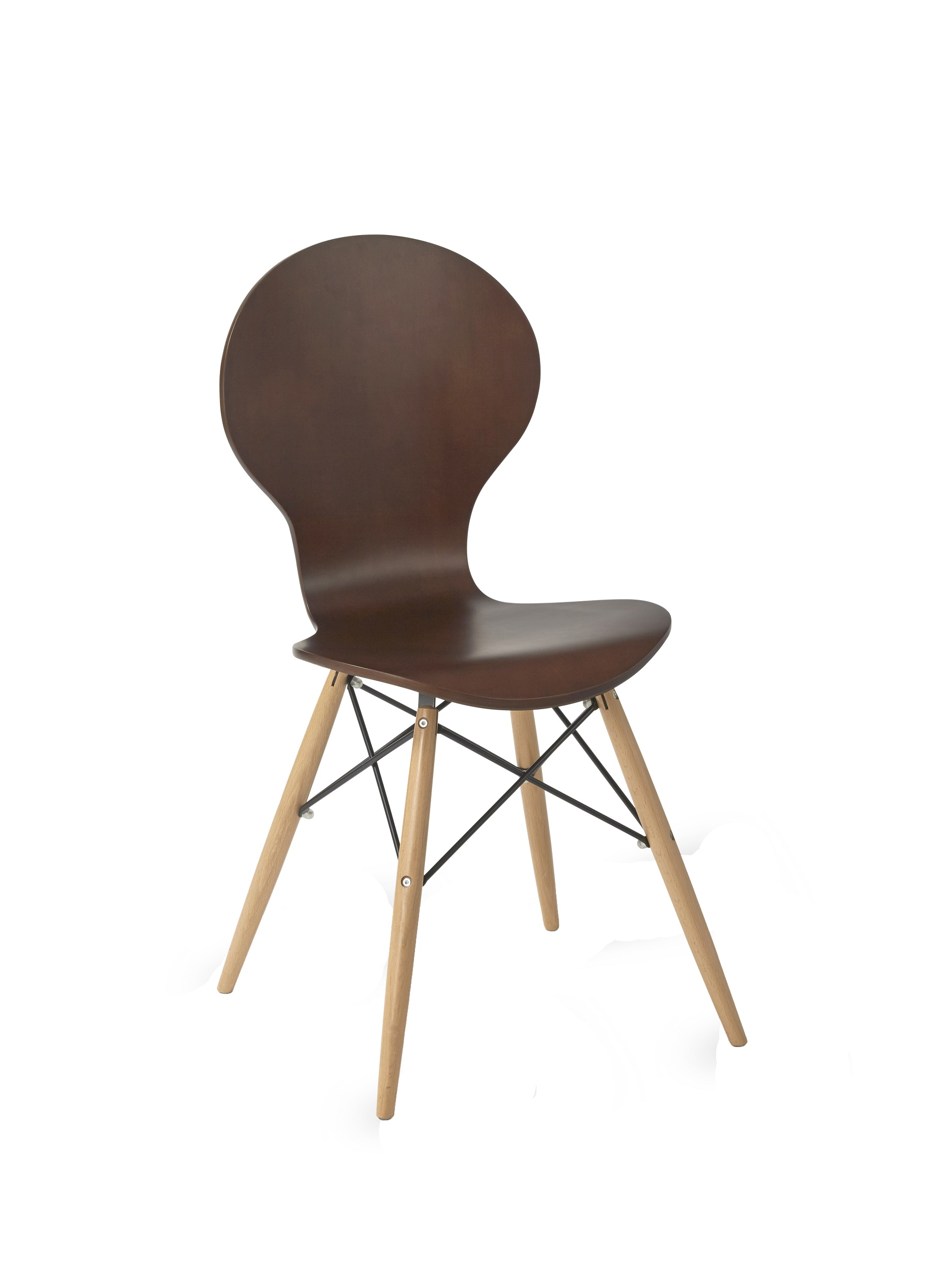 1920 SIDE CHAIR D FRAME