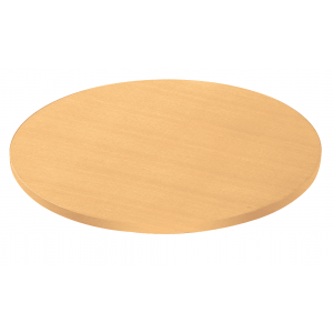 2032 ASH VENEER NATURAL ROUND TABLE TOP
