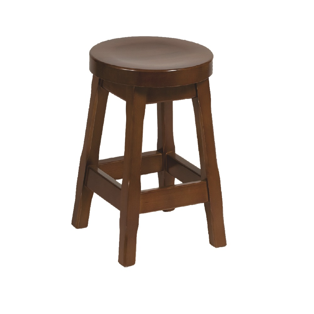 SOLID SMALL LOW STOOL