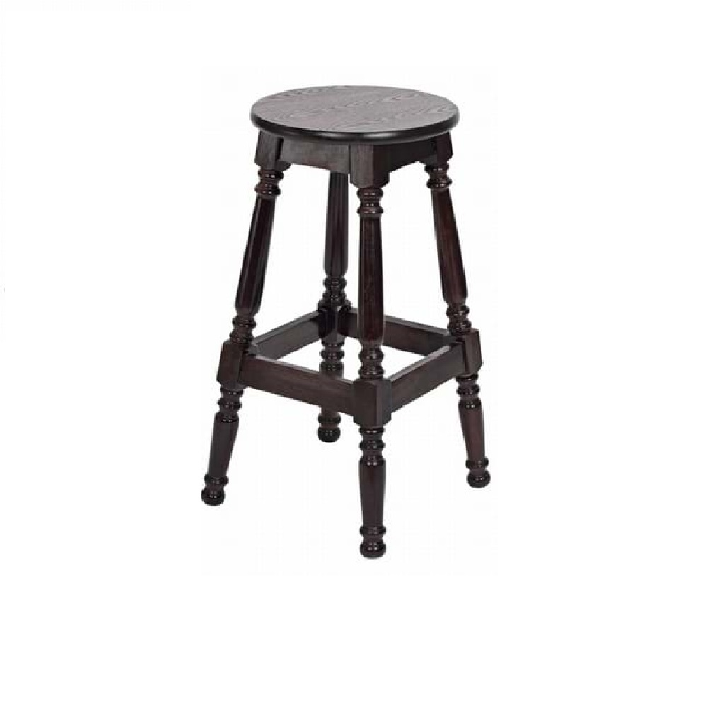 PUB FURNITURE TALL COLONIAL STOOL