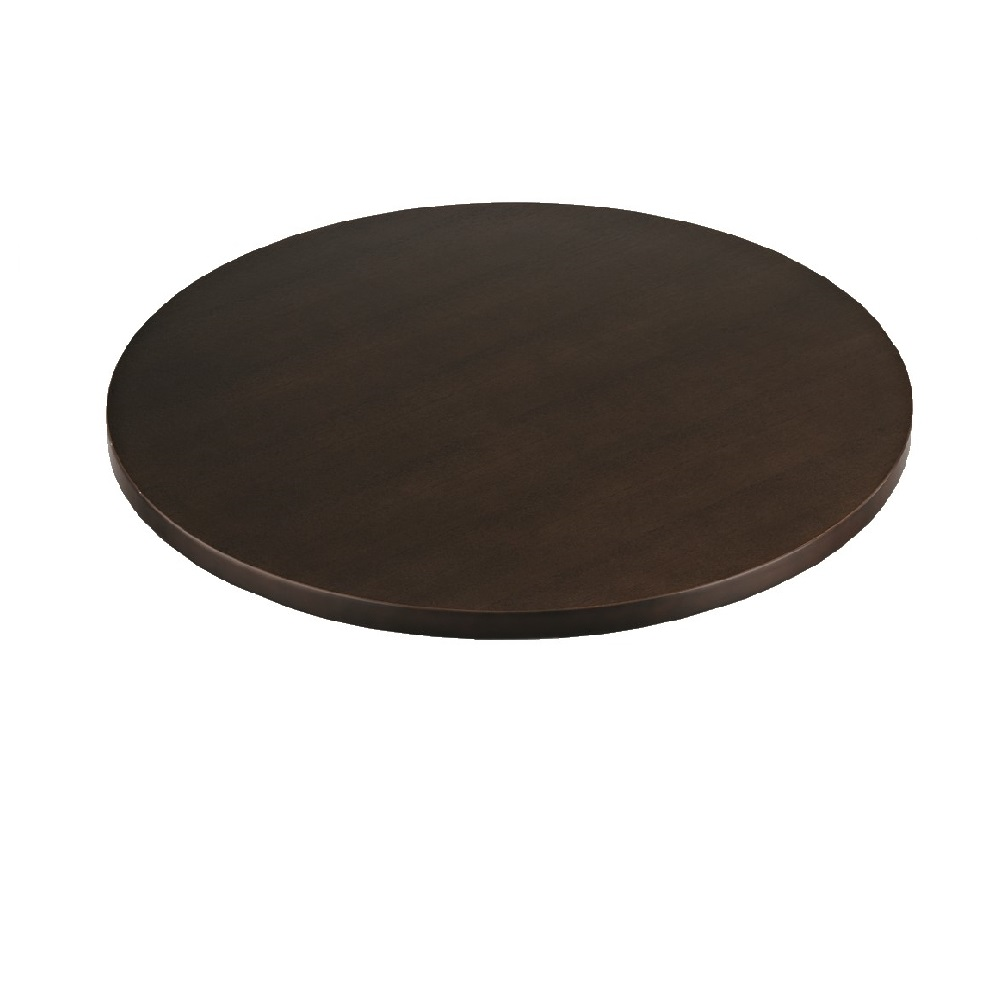 2033A WALNUT ROUND TABLETOP 38MM