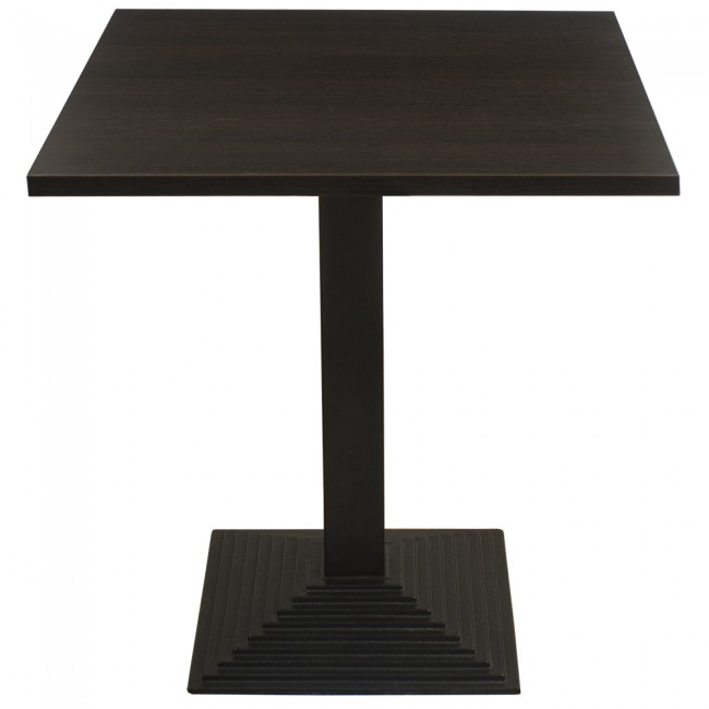 3407 - WENGE TWO SEATER COMPLETE STEP TABLE