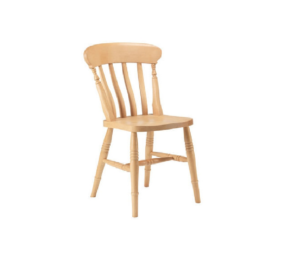 PUB CHAIRS FARMHOUSE SLAT CHAIR